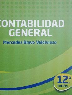 contabilidad general 12 ed cedisa libros
